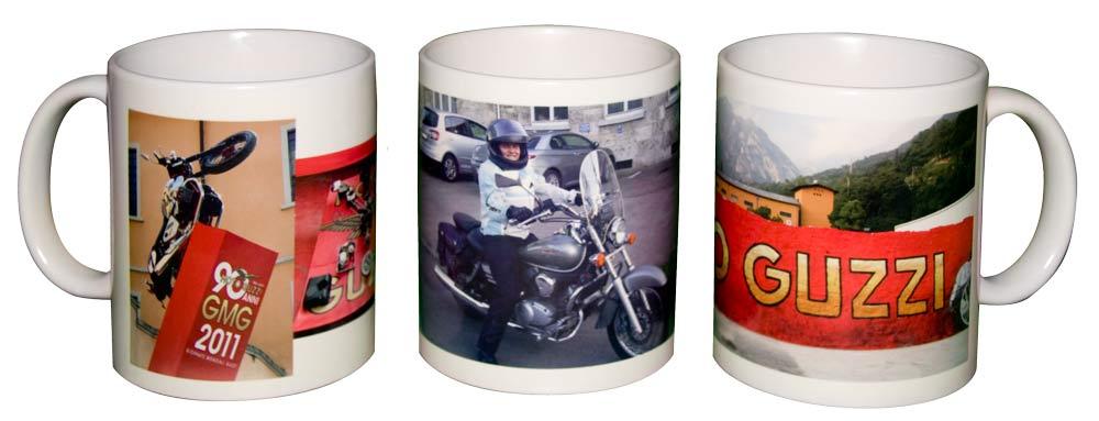 Fototassen mit Motorradmotiv