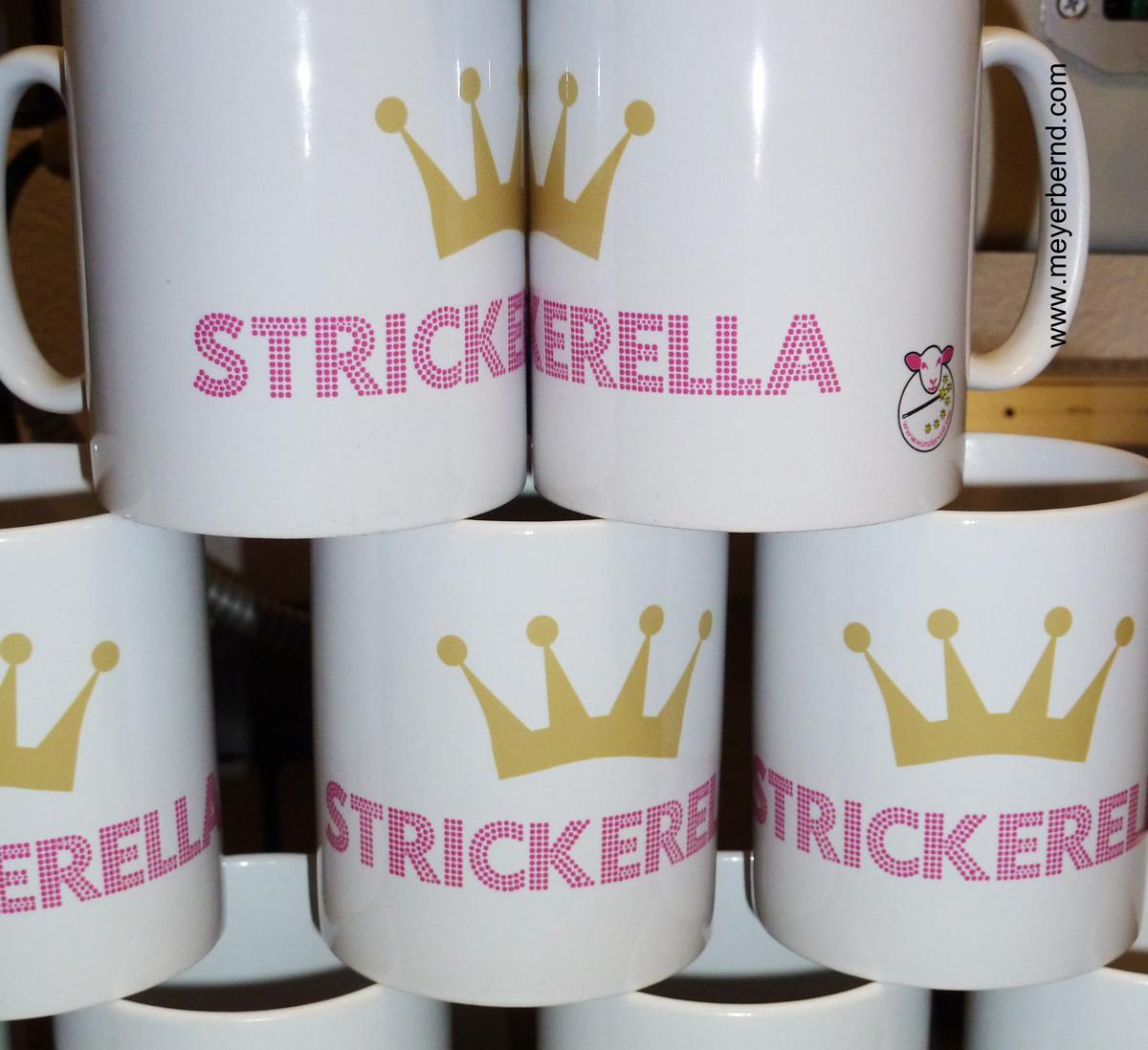 Strickerella Tassen
