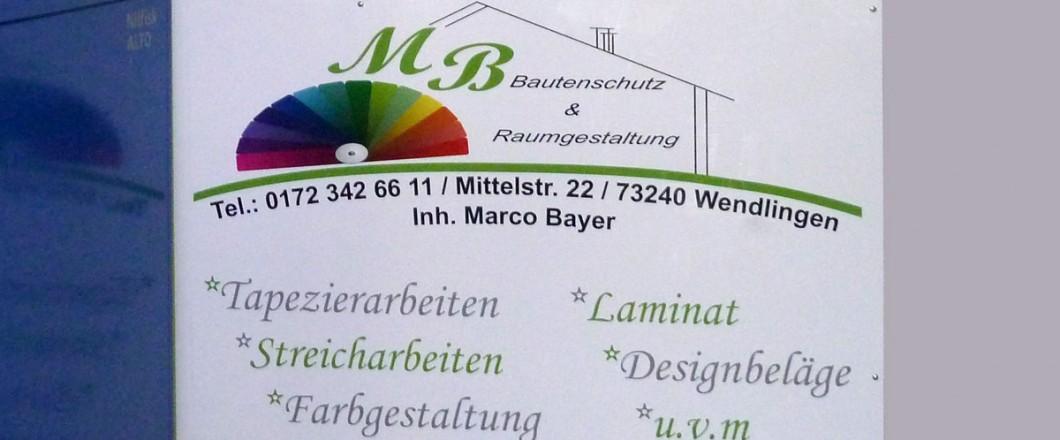 MB Folienbeschriftung an Waschanlage Besser Waschen in Kirchheim / Teck
