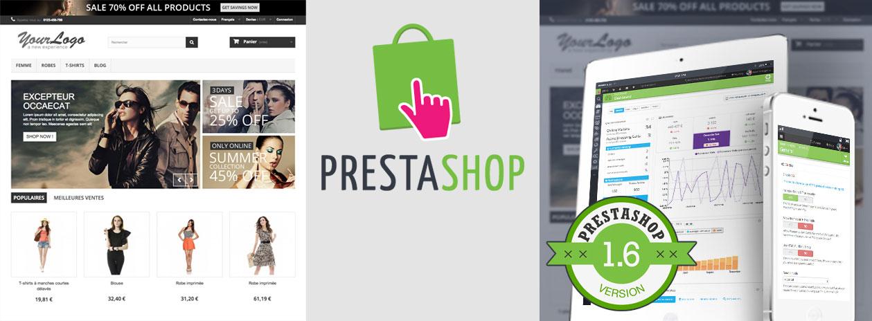 Onlineshop mit kostenloser PrestaShop Software erstellen