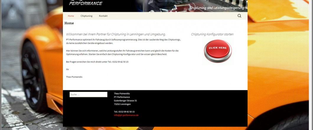 Chiptuning aus Lenningen PT-Performance.de