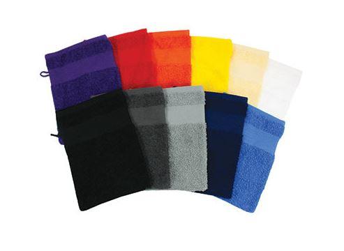 Farben der bestickbaren Waschlappen