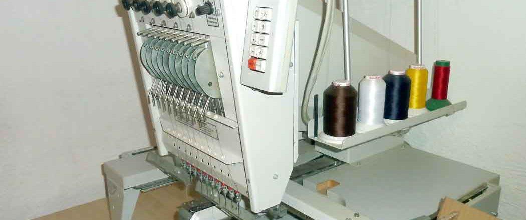 Stickmaschine-Fortron