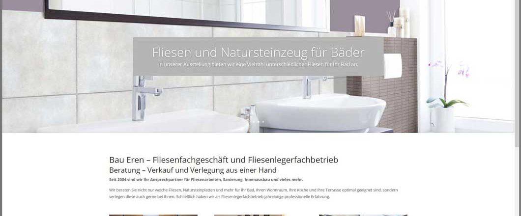 Startseite www.bau-eren.de