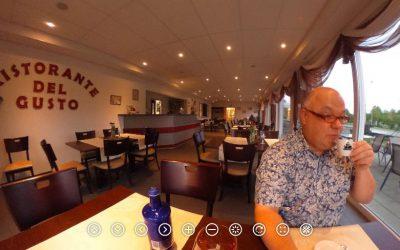 360-Grad Fotografie für Gaststätten, Handel und Gewerbe